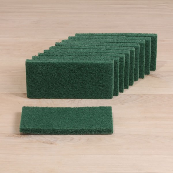Super Massierpad grün 25cm - 10 Set