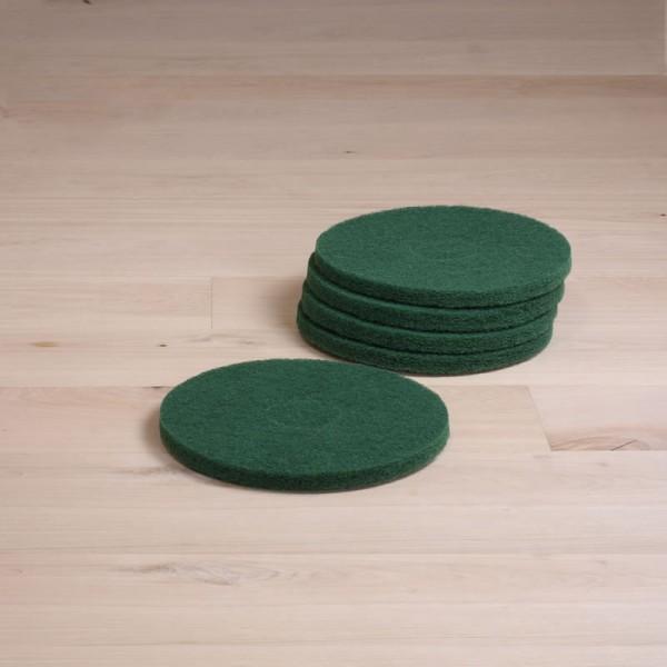 Massierpads, 13 Zoll, extra dicke Ausführung, grün, 5 Stück