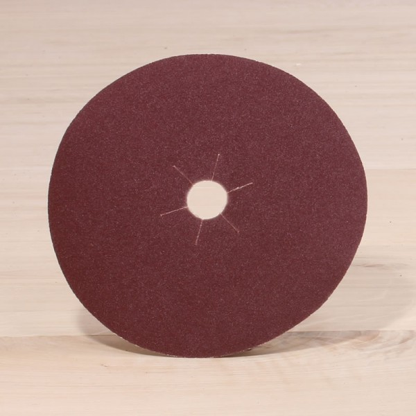 Papier-Schleifscheibe, Ø 178mm / 22mm, Normalkorund, 50er Körnung, 1 Stück