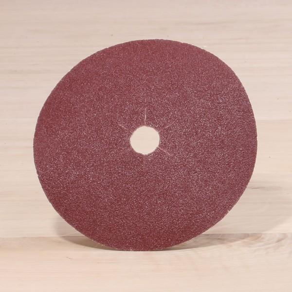 Papier-Schleifscheibe, Ø 178mm / 22mm, Normalkorund, 80er Körnung, 1 Stück
