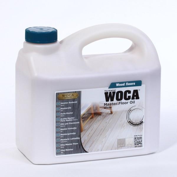 Meister Bodenöl weiß 2,5l