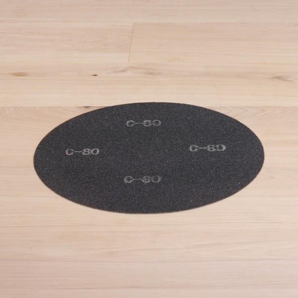 Schleifgitter, Ø 406mm, Siliciumcarbid, 180er Körnung, 1 Stück