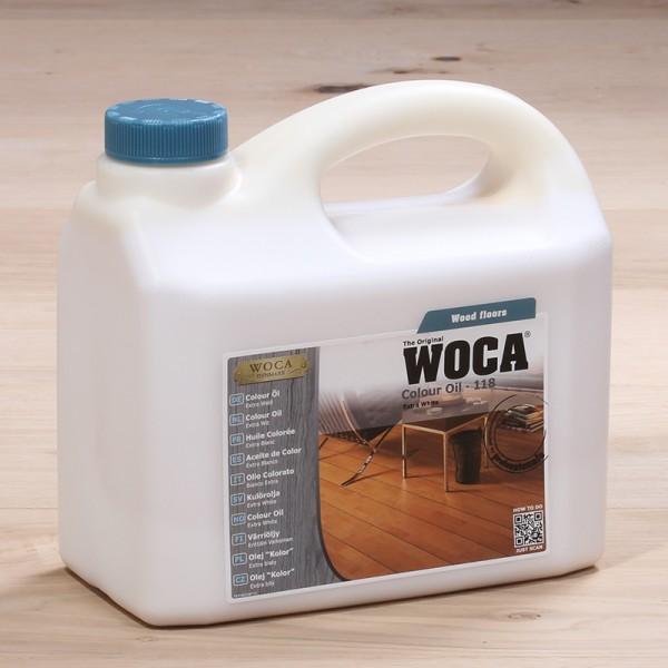 Woca Colouröl extraweiß 2,5 l