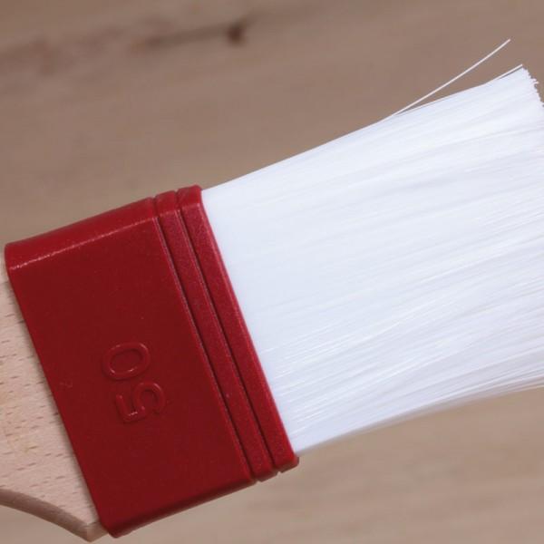 Abbeizpinsel mit Nylonborsten 50mm breit